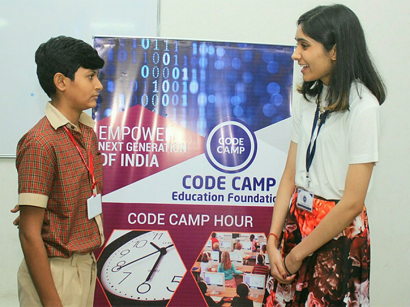 Bringing Computer Coding To The Developing World